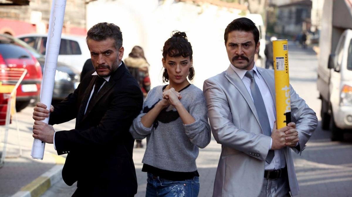 ImDb puanı en yüksek olan 10 Türk komedi dizisi