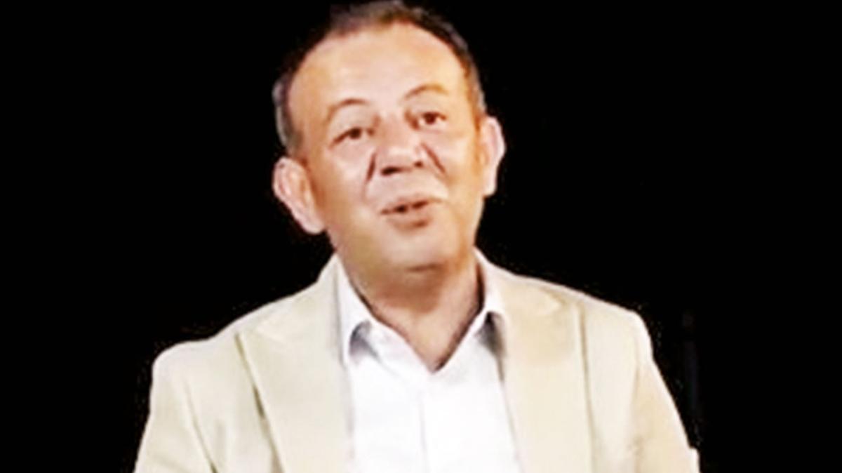 Tanju Özcan iğrençliğin dibine vurdu