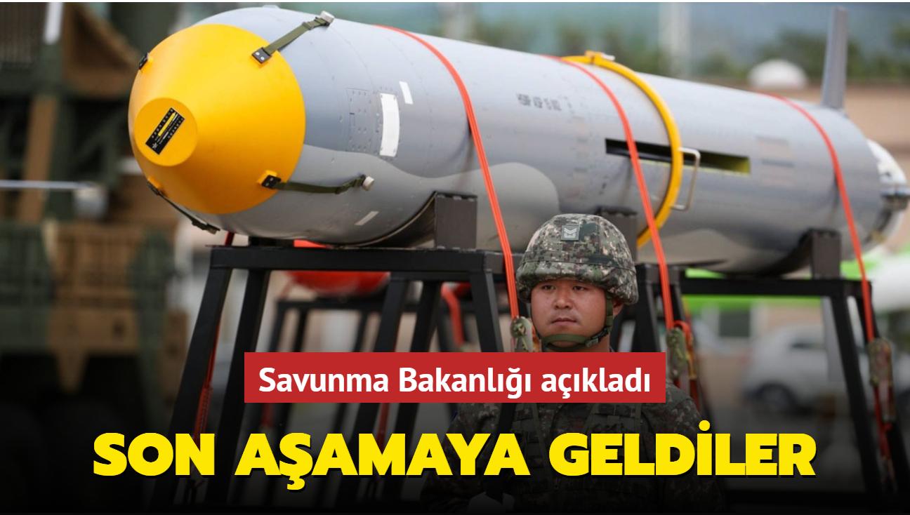 Güney Kore geliştirdiği balistik füzelerde son aşamaya geldi