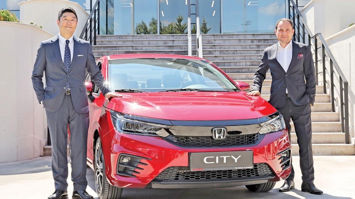 Honda tarihi rekor peşinde