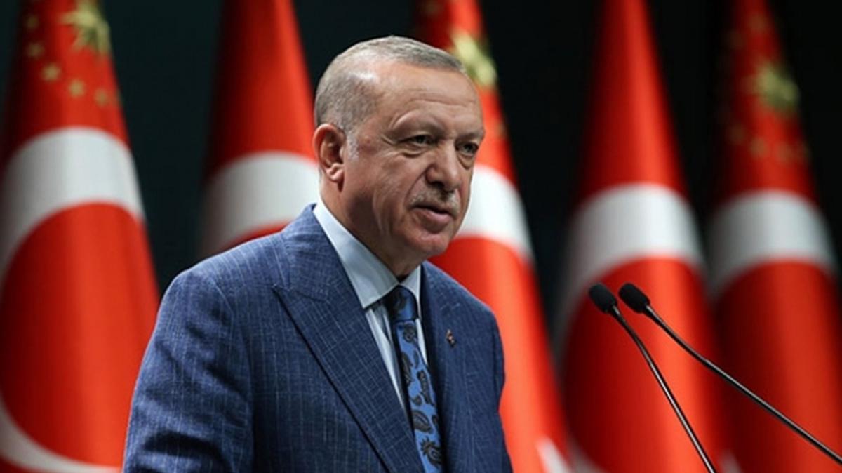 Başkan Erdoğan, Balıkesir'in kurtuluş yıl dönümünü kutladı