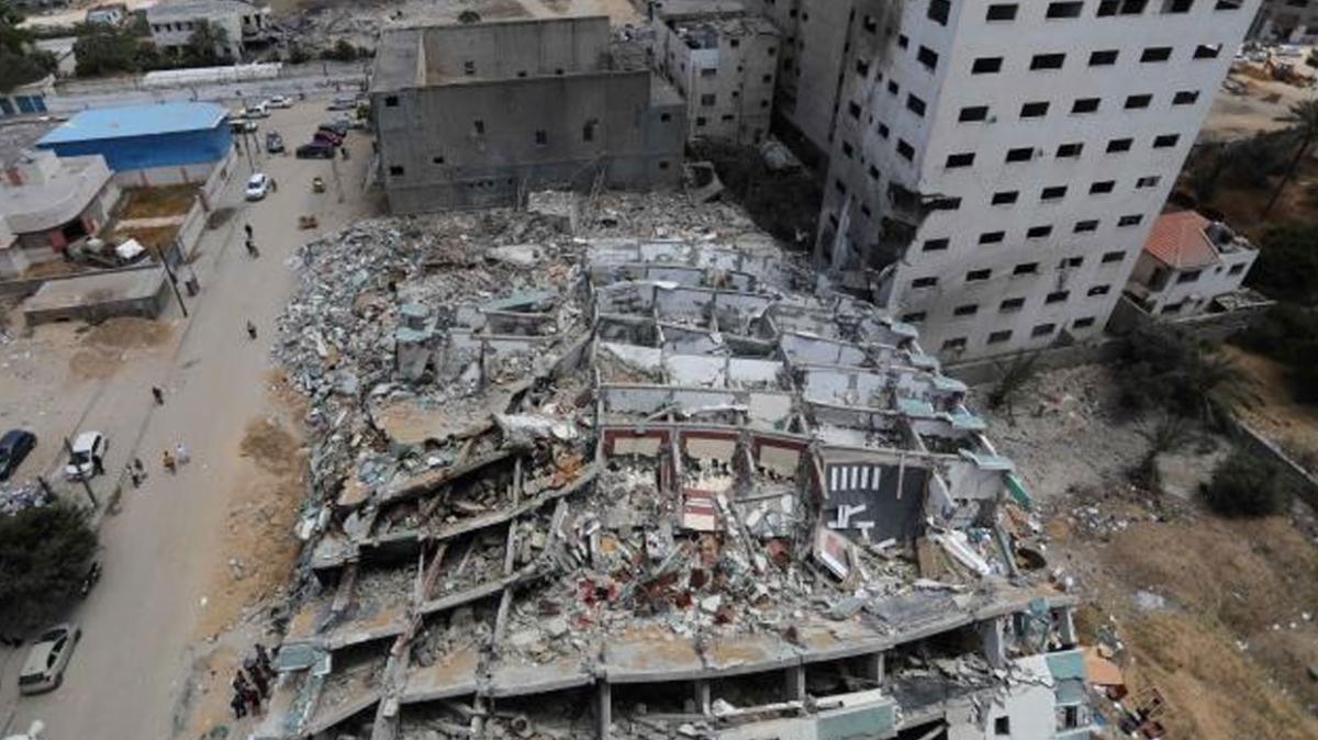 """Katar Gazze'yi Yeniden İmar Komitesi Başkanı İmadi: """"Gazze şeridinde sükunet için anlaşma sağlandı"""""""