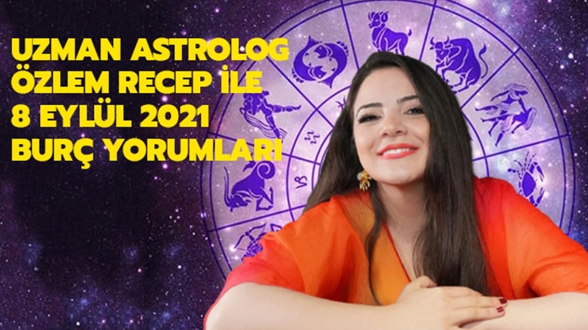8 Eylül 2021 Çarşamba günü burç yorumları! Yay kariyer hayallerine kavuşuyor