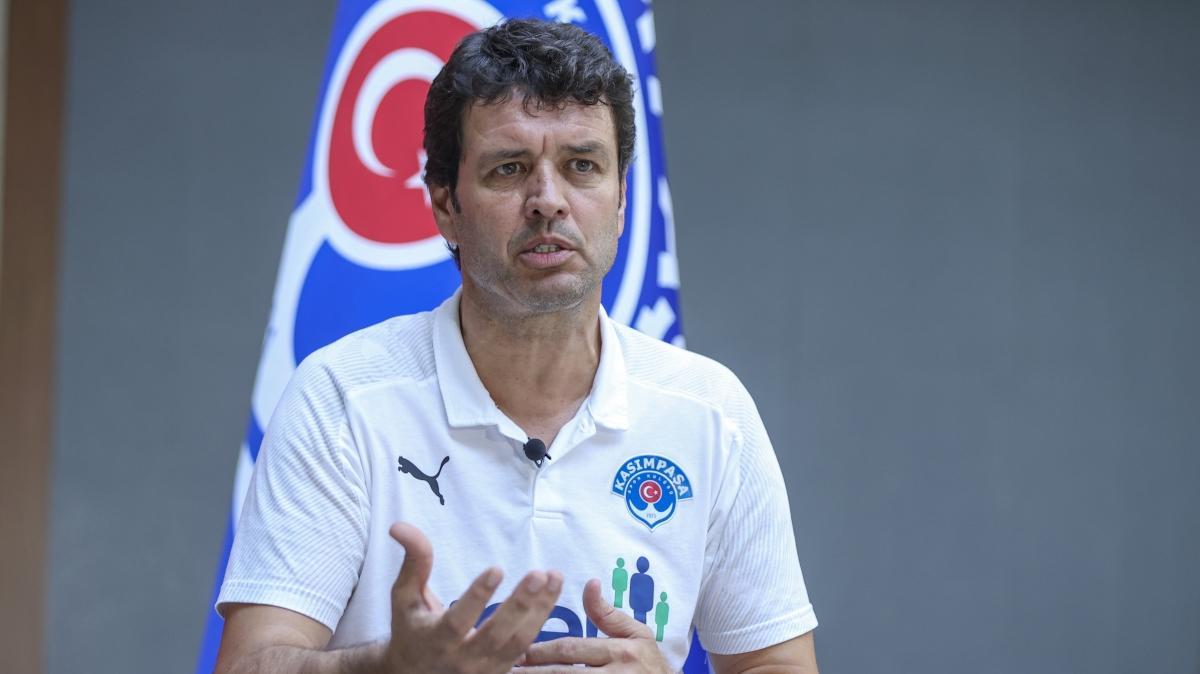 Cihat Arslan: Galatasaray maçının pozitif futbolu bize sorumluluk getirdi
