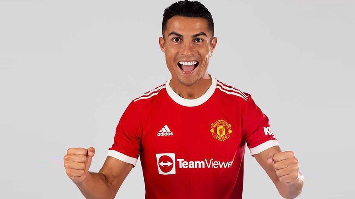 Cristiano Ronaldo transferiyle hisseleri de yükseltti