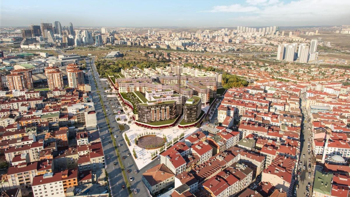 Esenyurt'ta 96 m2 daire 380 bin TL'ye icradan satışa çıkarıldı!