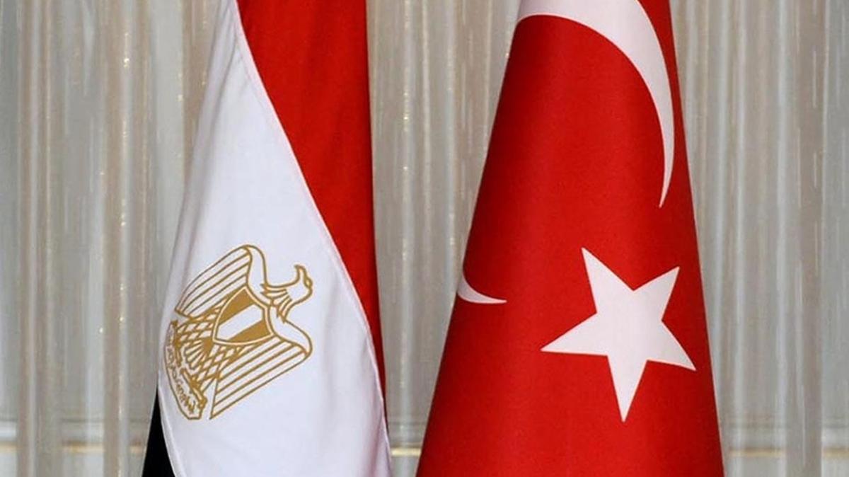 Türkiye-Mısır temasları devam ediyor... İkinci Tur görüşmeleri Ankara'da başladı