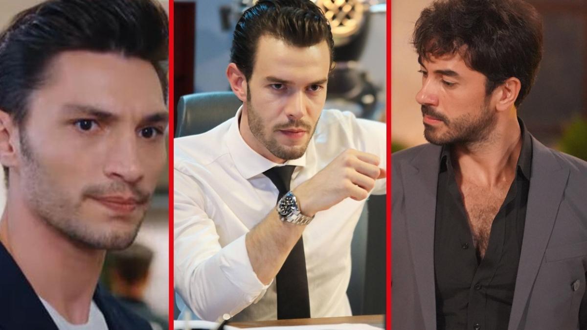 Yaz dizilerinde dikkat çeken 5 erkek oyuncu