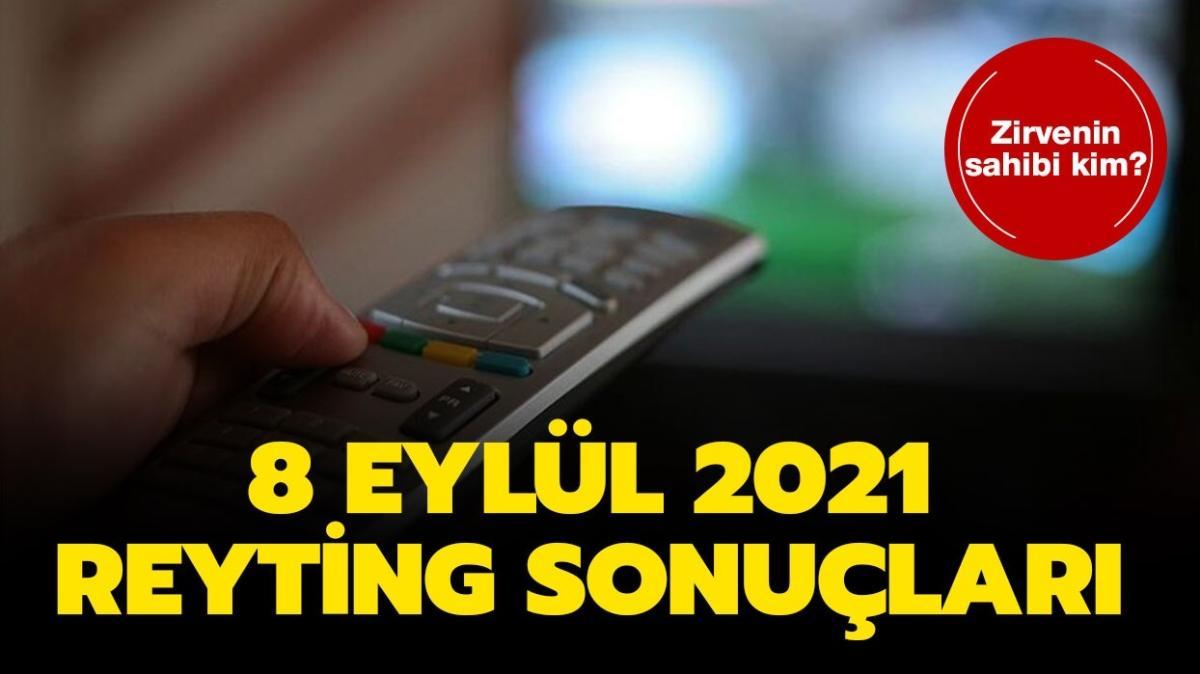 """8 Eylül 2021 reyting sonuçları açıklandı! Sen Çal Kapımı, MasterChef Türkiye reyting birincisi kim"""""""