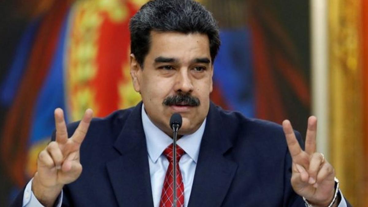 Venezuela'da muhalefetle görüşmelerin ikinci turu tamamlandı... Maduro memnun