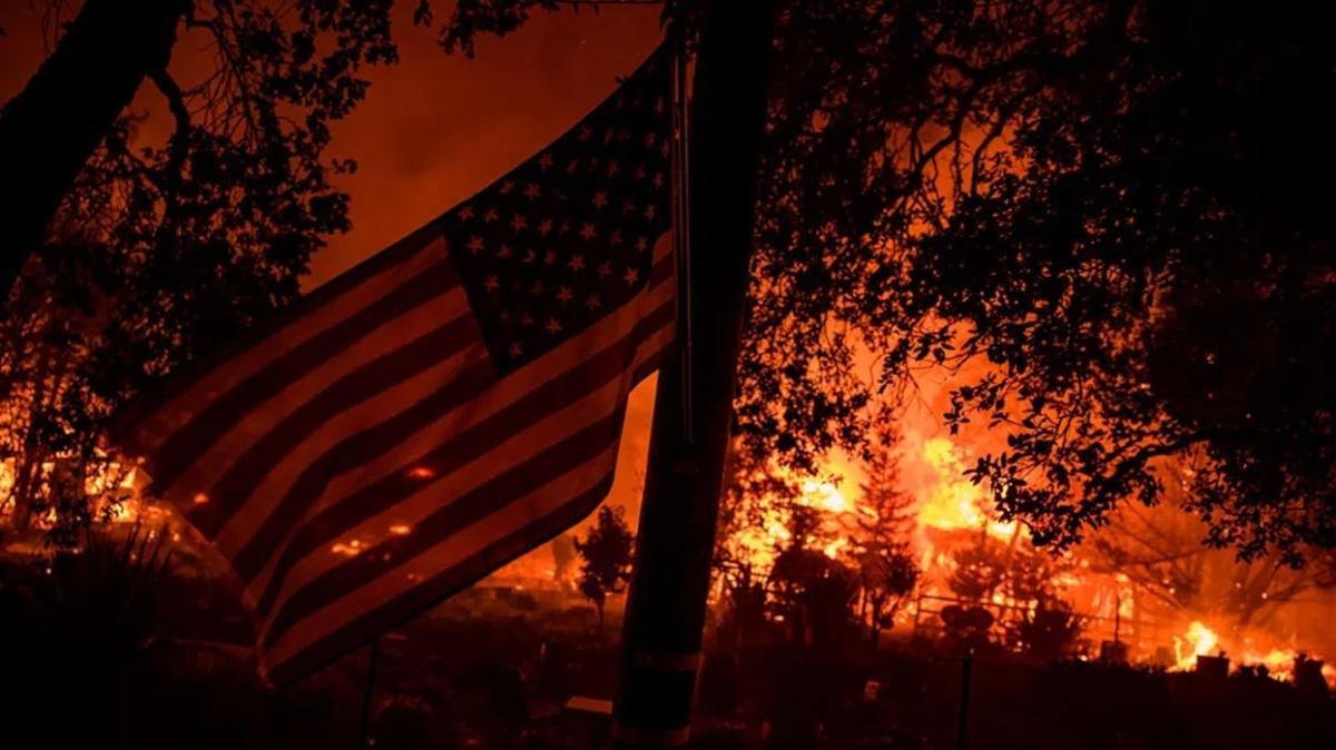 """Foreign Affairs: """"ABD iklim değişikliğine hazır değil"""""""