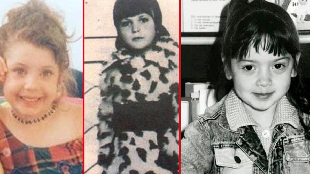 15 ünlünün bugüne kadar görülmemiş çocukluk fotoğrafları