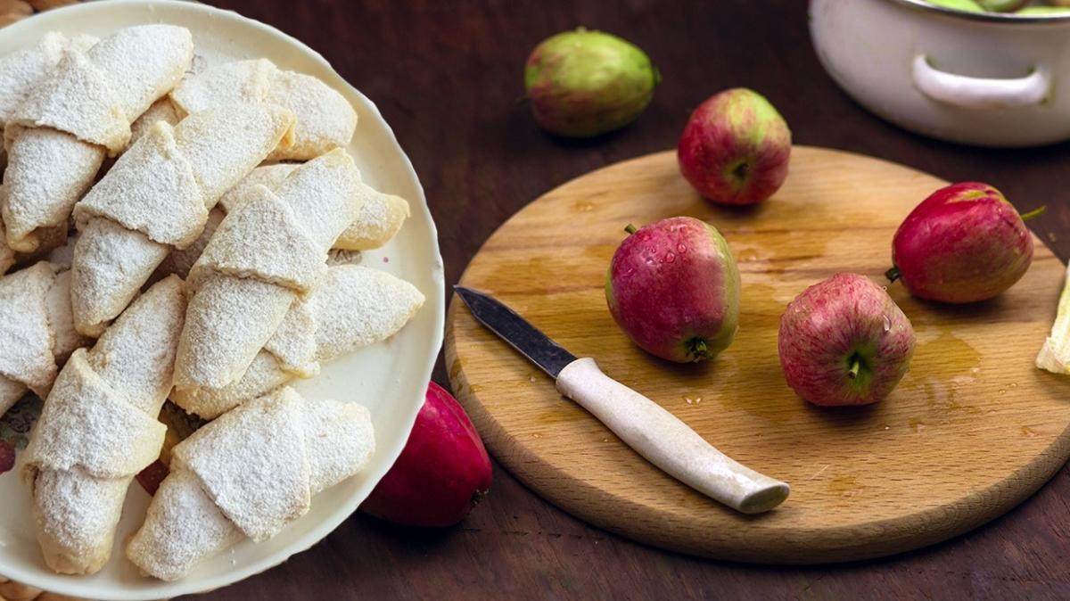 Denenmiş elmalı kurabiye tarifi