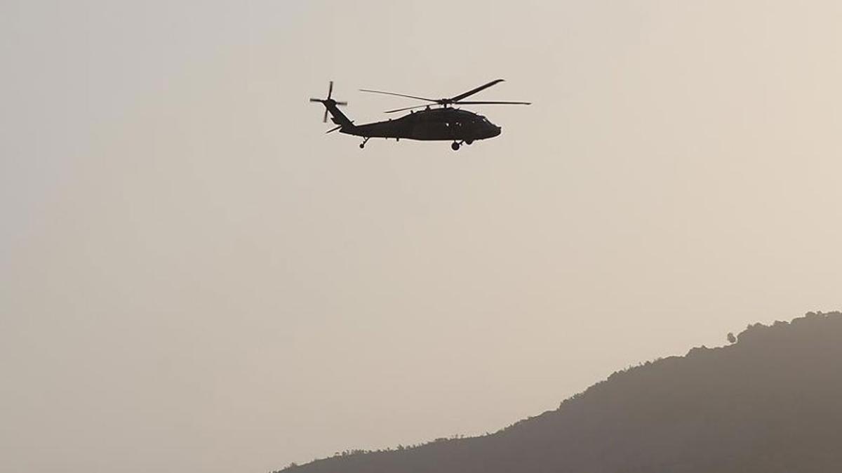 Fransa'da helikopter düştü... 1 kişi hayatını kaybetti