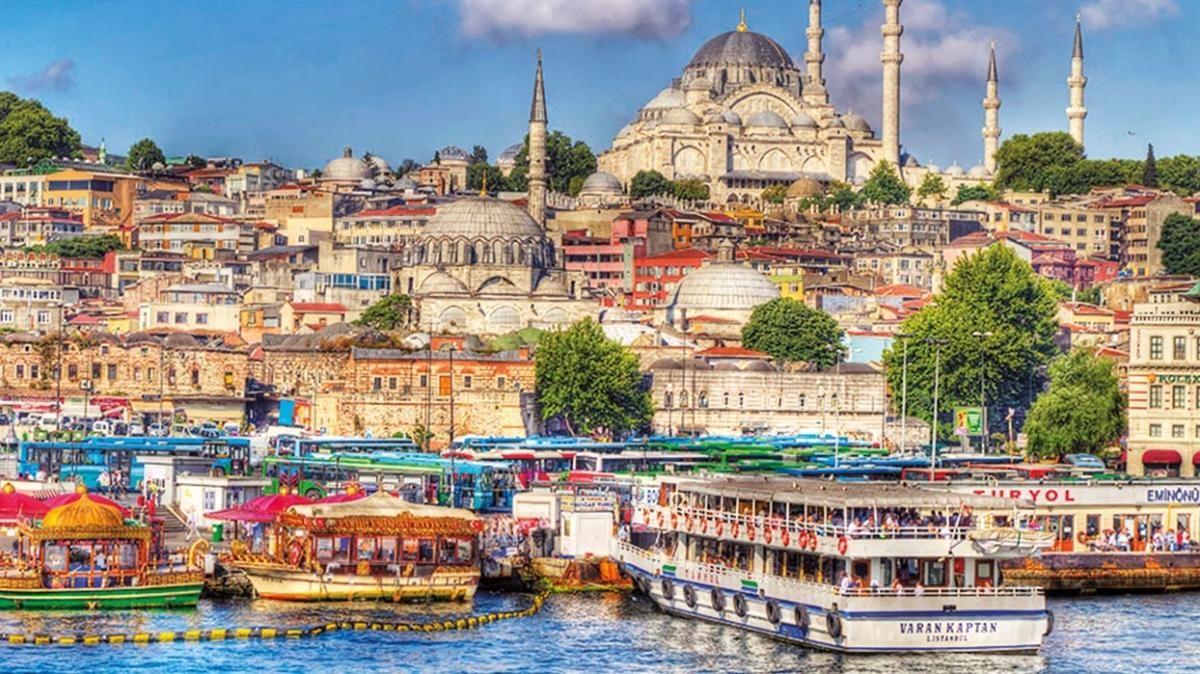 İstanbul, Avrupa'nın 1 numarası
