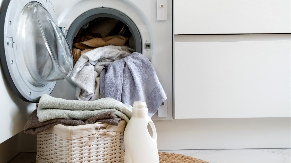 Çamaşır makinesine ıslak mendil koyarsanız etkisine şaşıracaksınız
