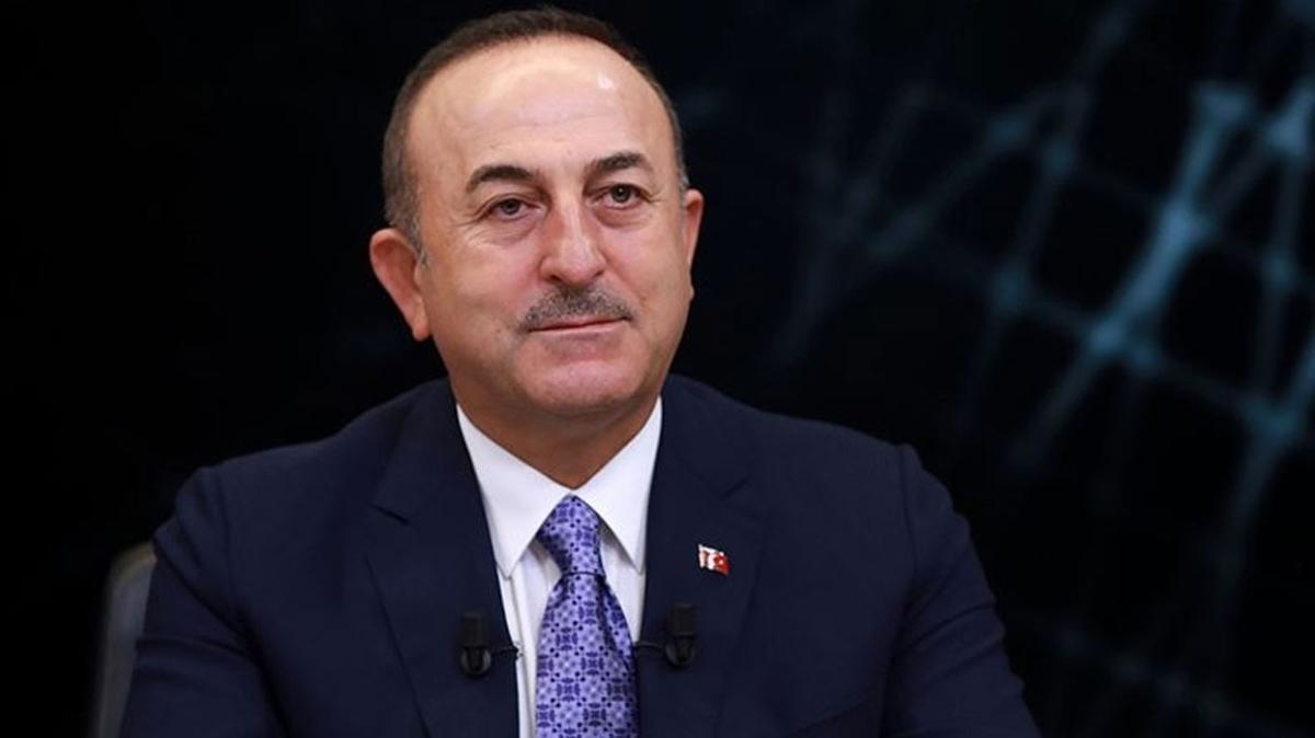 Dışişleri Bakanı Çavuşoğlu: Mültecilerin dönüşü için dünyadan destek görmeye başladık