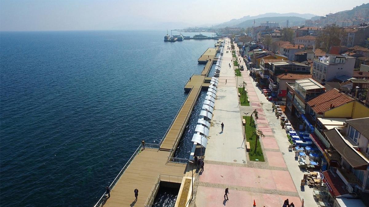 Bursa Mudanya'da 6.911 m2 zeytinlik satışa çıkarıldı!