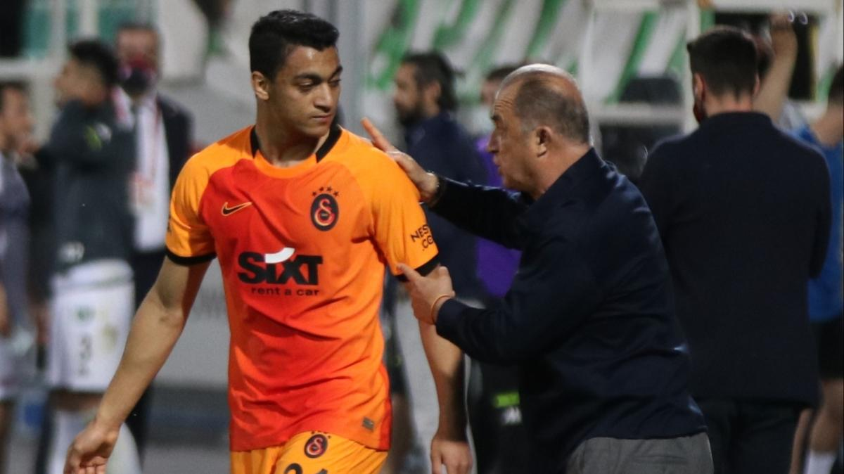 Flaş iddia: Fatih Terim, Mostafa Mohamed'i tehdit etti