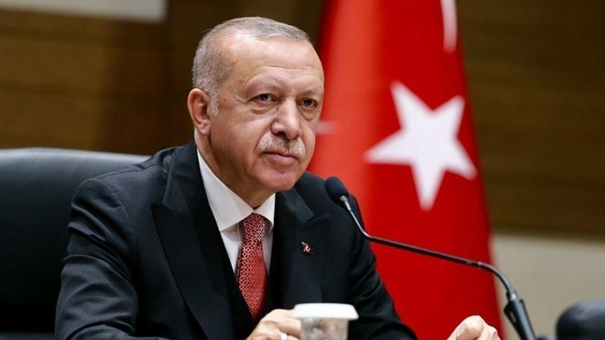 Başkan Erdoğan'dan Volkan Bozkır'a tebrik