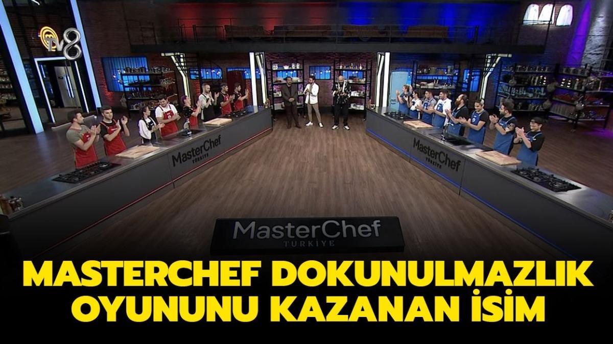 """Dün akşam MasterChef'te kim kazandı, eleme adayı kim oldu"""" 15 Eylül 2021 MasterChef dokunulmazlık oyunu birincisi kim"""""""