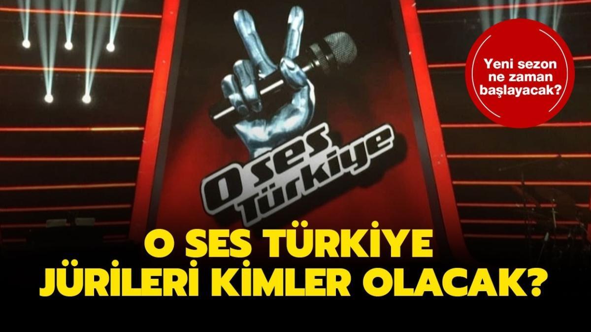 """O Ses Türkiye jürileri kimler olacak"""" O Ses Türkiye 2021 ne zaman başlayacak"""""""