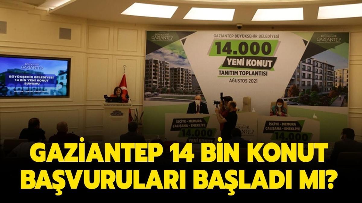 """TOKİ Gaziantep 14 bin konut başvurusu nasıl yapılır"""" E-devlet TOKİ Gaziantep Kuzeyşehir başvuru ekranı sizlerle!"""