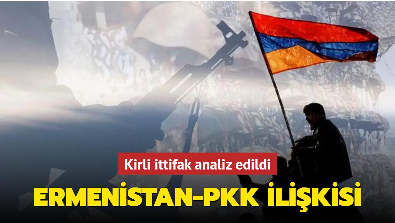 Kirli ittifak analiz edildi: Ermenistan-terör örgütü PKK ilişkisi