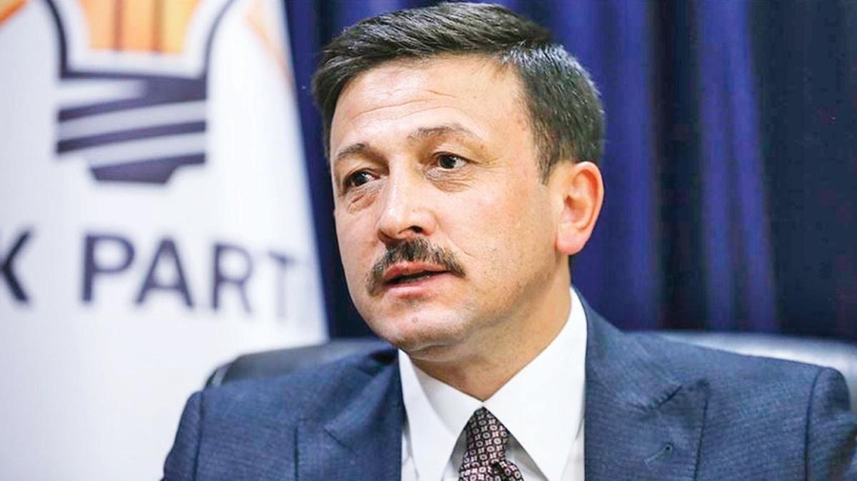 AK Parti Genel Başkan Yardımcısı Dağ: Yüzde 7 baraj, ittifak dışındaki partiler için