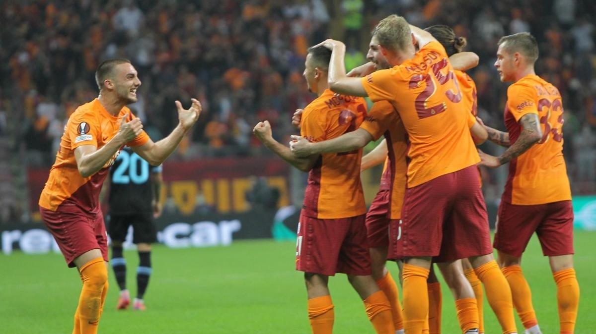 Aslan gibi başladı! Maç sonucu: Galatasaray 1-0 Lazio