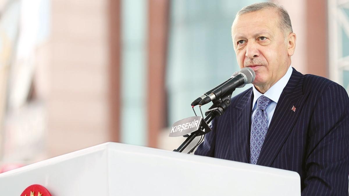Başkan Erdoğan: Fahiş fiyatlara dur diyeceğiz
