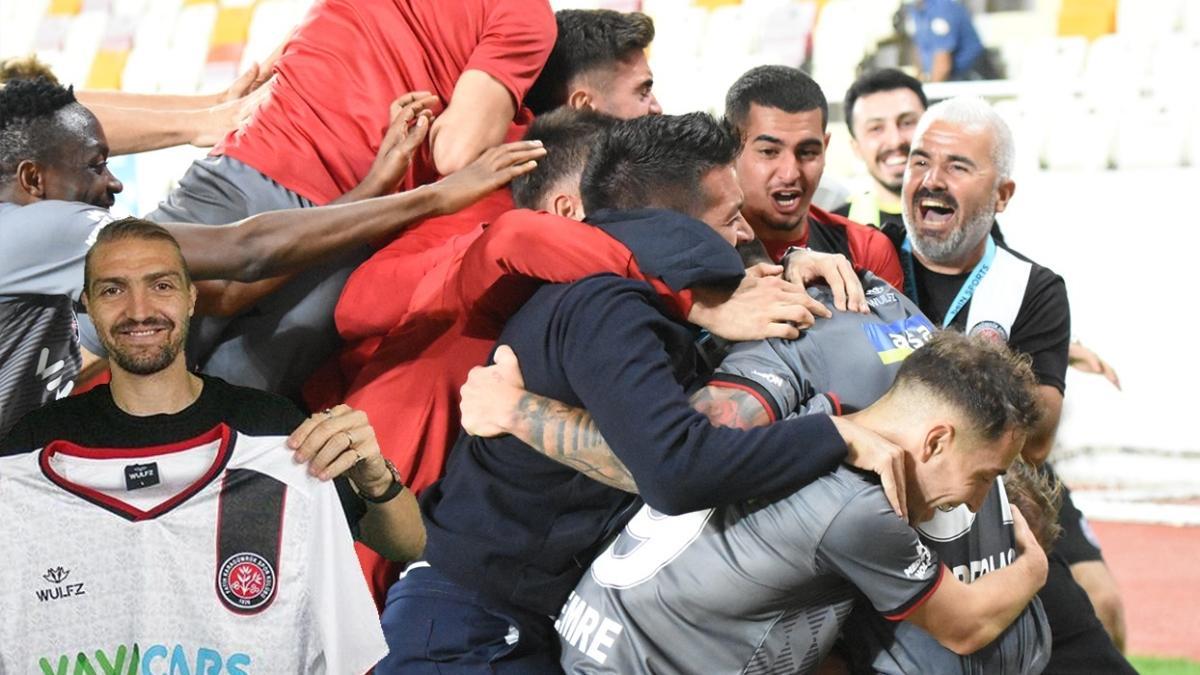 Caner Erkin yaptığı asistle galibiyeti getirdi! Maç sonucu: Öznur Kablo Yeni Malatyaspor 3-4 VavaCars Fatih Karagümrük