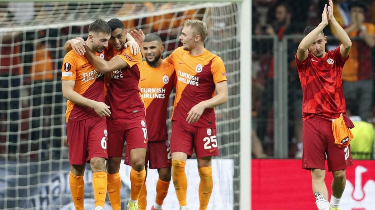 Galatasaray'ın UEFA kazancı can suyu oldu