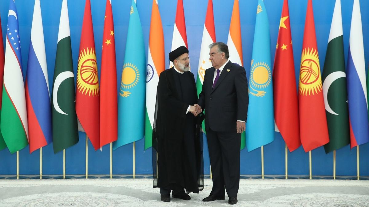 İran Şanghay İşbirliği Örgütüne tam üye olarak kabul edildi