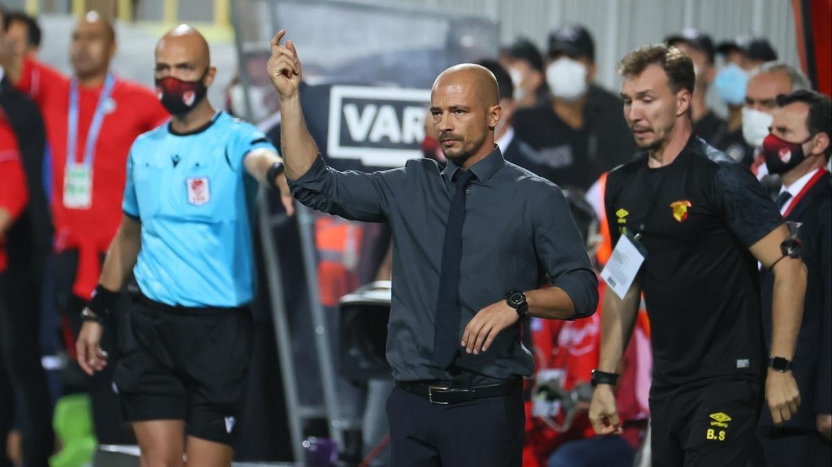Nestor El Maestro: Eğer ki bu ligde bir galibiyet seçme şansımız olsaydı, bu maçı seçerdik