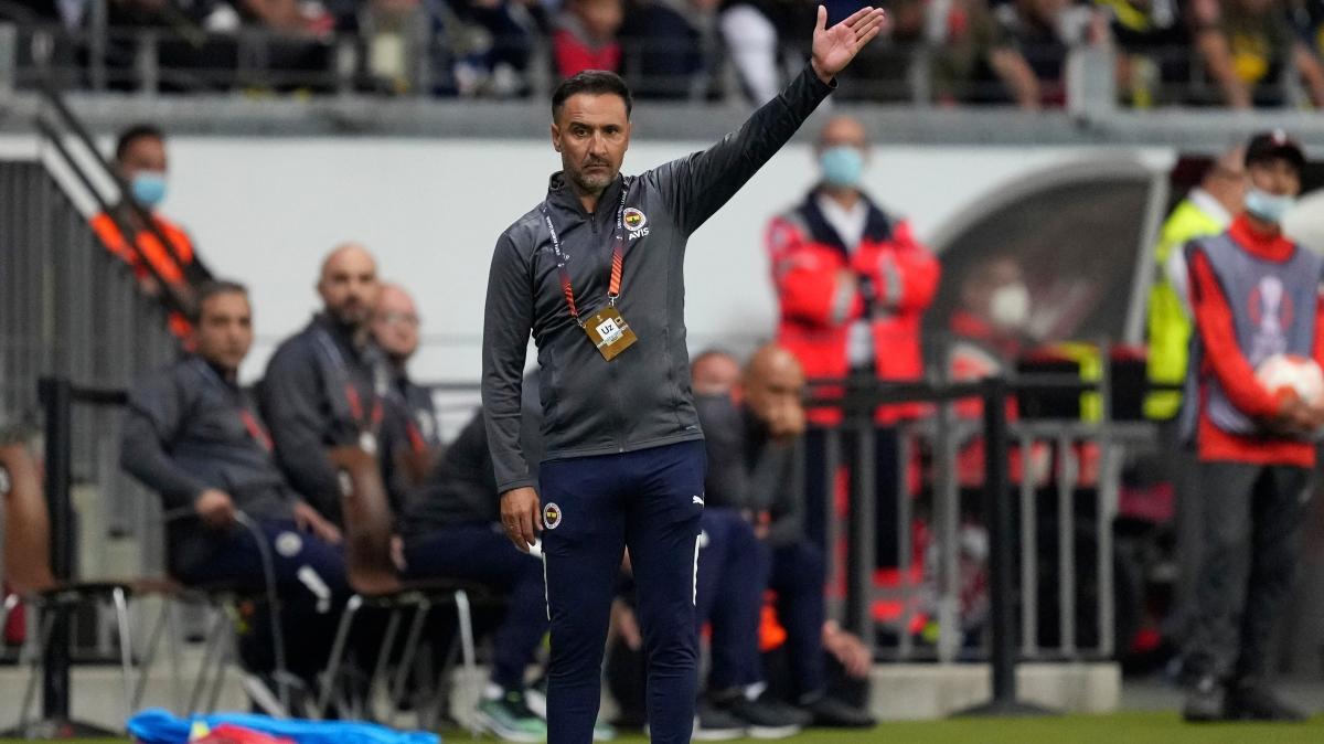 Vitor Pereira: Eminim Fenerbahçe taraftarları takımlarıyla gurur duyuyorlardır