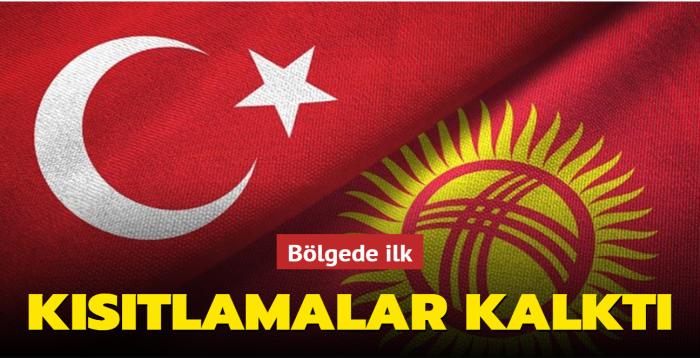 Türkiye, Kırgızistan'la arasındaki anlaşma ile bir ilke imza attı