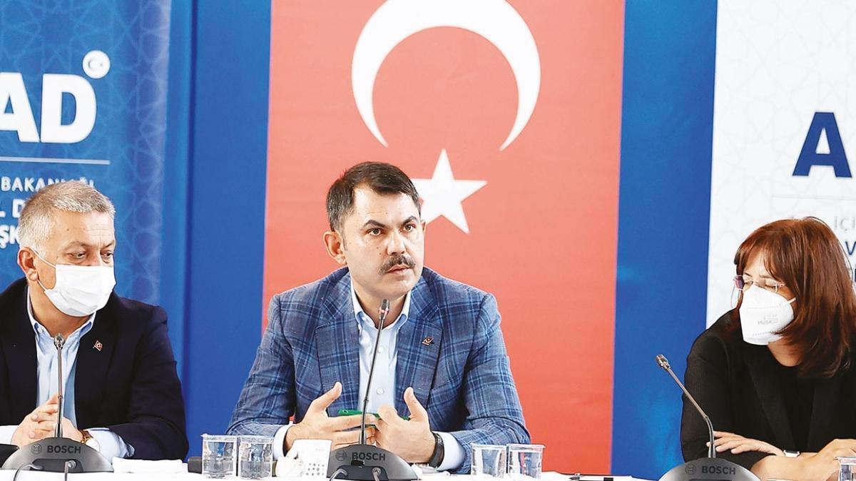 Antalya'daki konutlar 1 yılda teslim edilecek