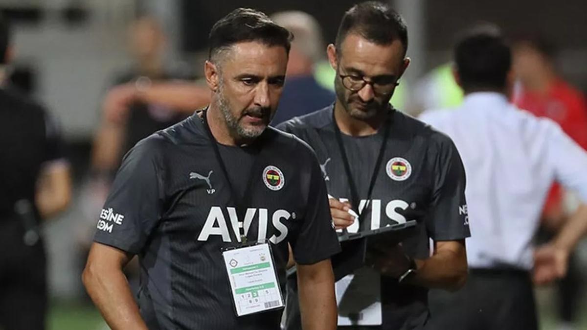 Fenerbahçe'de gizli güç Pereira'nın yardımcısı Almeida
