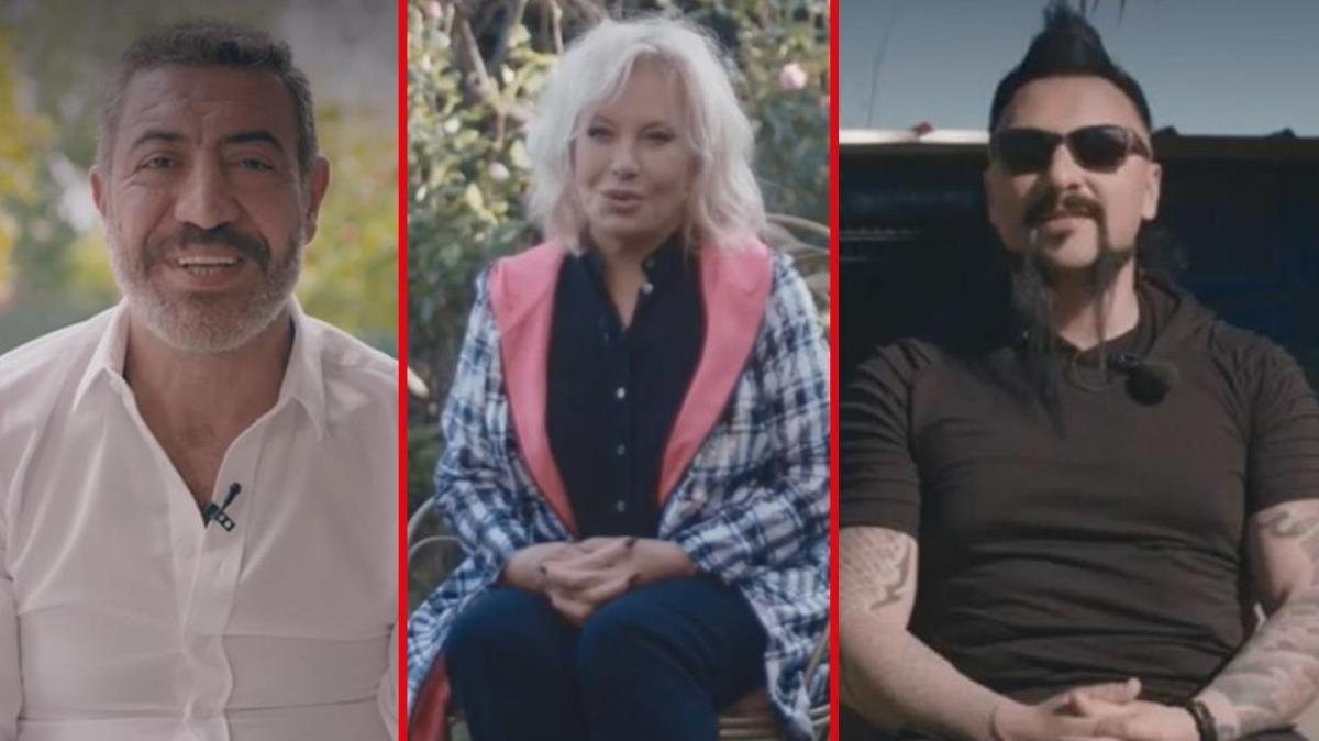 Ünlü isimlerden 'Sensiz Olmaz' projesinde Kızılay'a destek