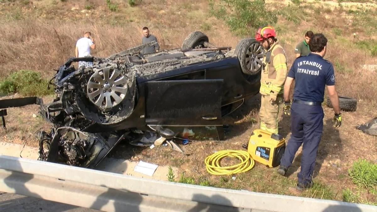 Korkunç kaza! Anne ve baba hayatını kaybetti, çocukları yaralı