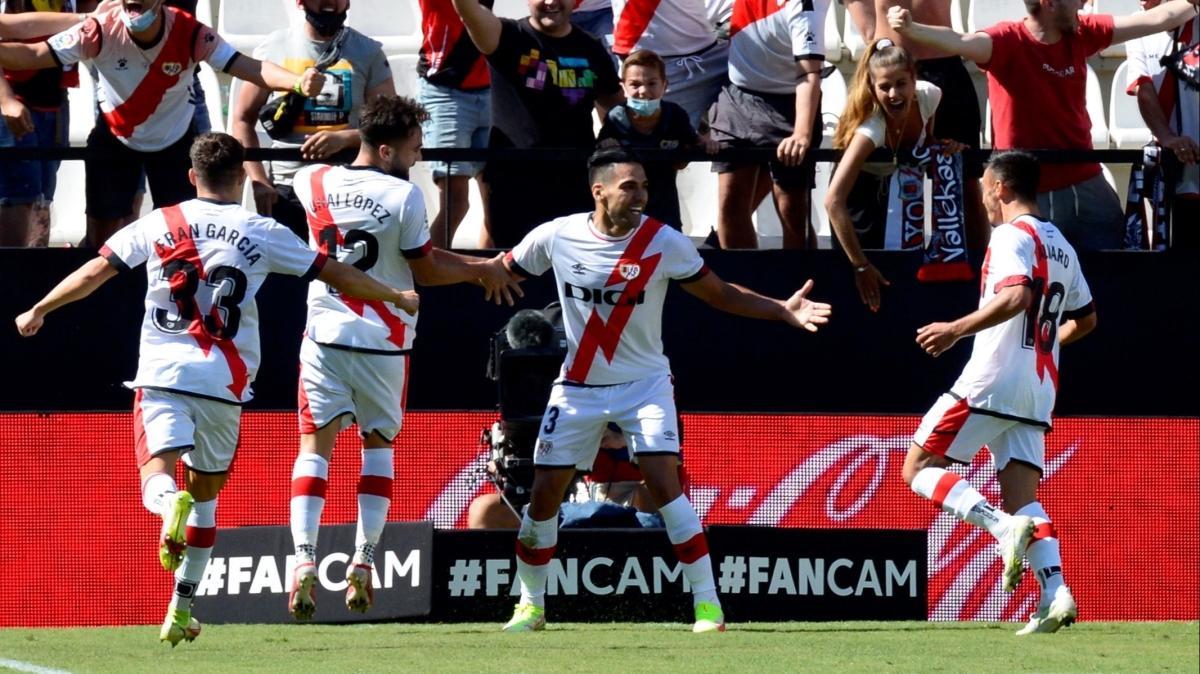La Liga'da Radamel Falcao şov!