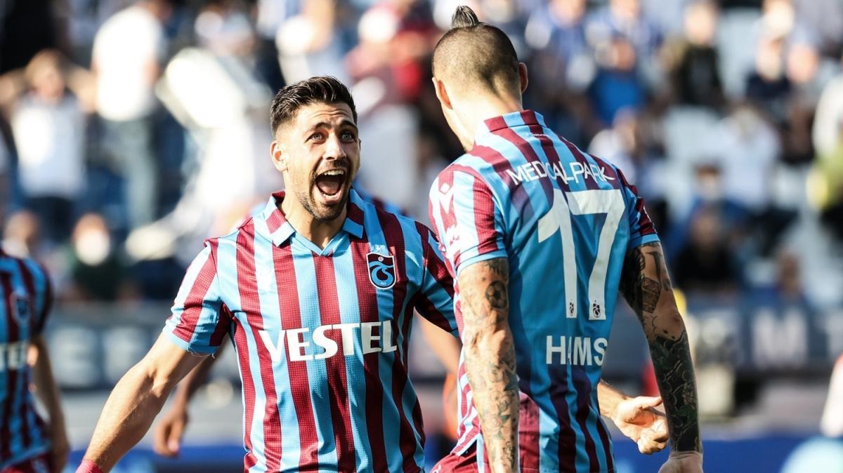 Trabzonspor Kasımpaşa'dan 3 puanla döndü