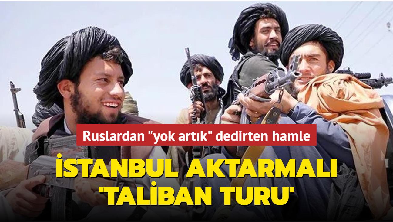 'Yok artık' dedirten olay! Rusya'dan 40 bin TL'ye İstanbul aktarmalı 'Taliban turu'