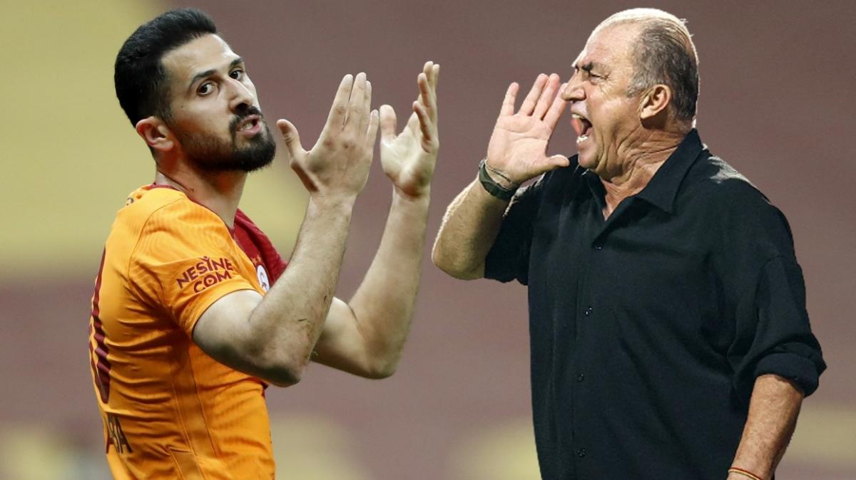 Emre Akbaba Galatasaray'dan bu yüzden ayrılmış! Fatih Terim açıkladı