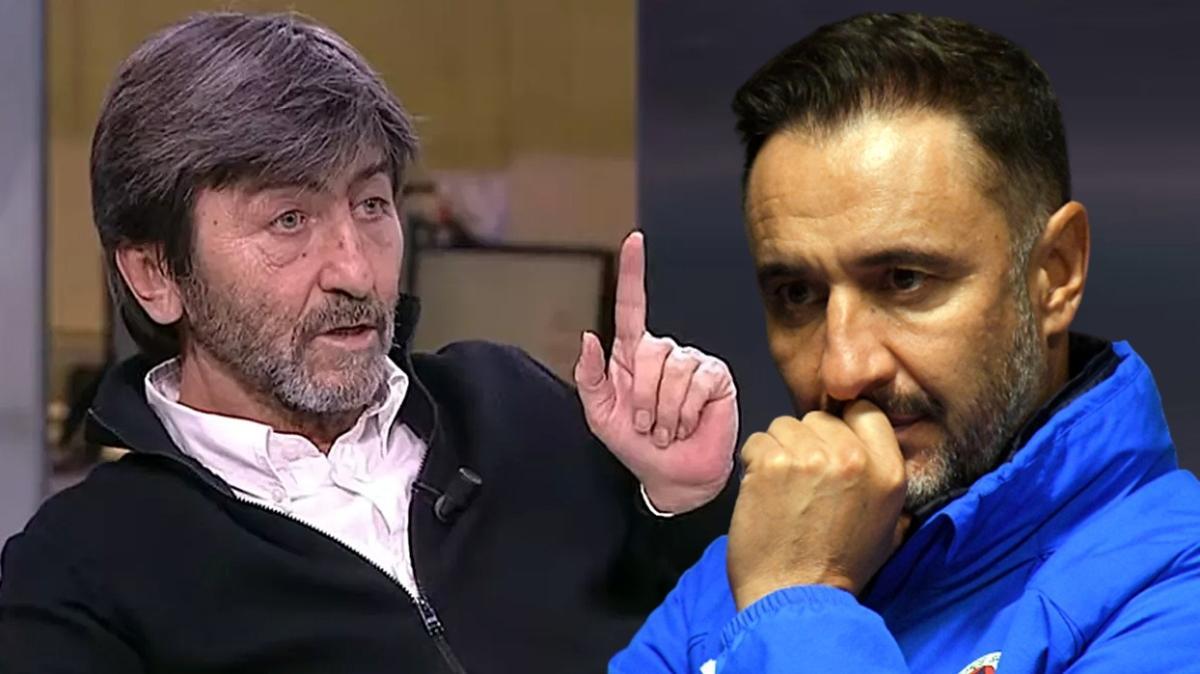 Rıdvan Dilmen, Vitor Pereira'nın Mesut Özil kararını eleştirdi: İyi niyetli değil