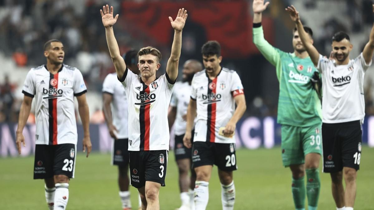 Süper Lig'de şampiyonluğun favorisi Beşiktaş