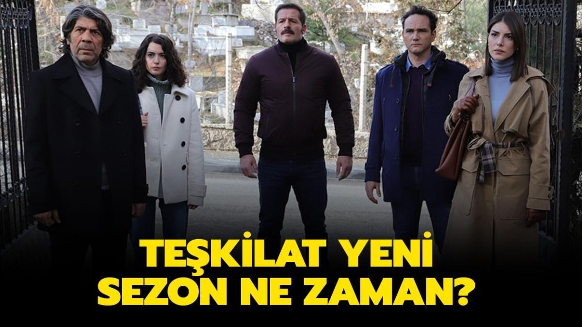 """Teşkilat yeni sezon ne zaman başlayacak"""" TRT 1 Teşkilat yayın tarihi belli oldu mu"""""""