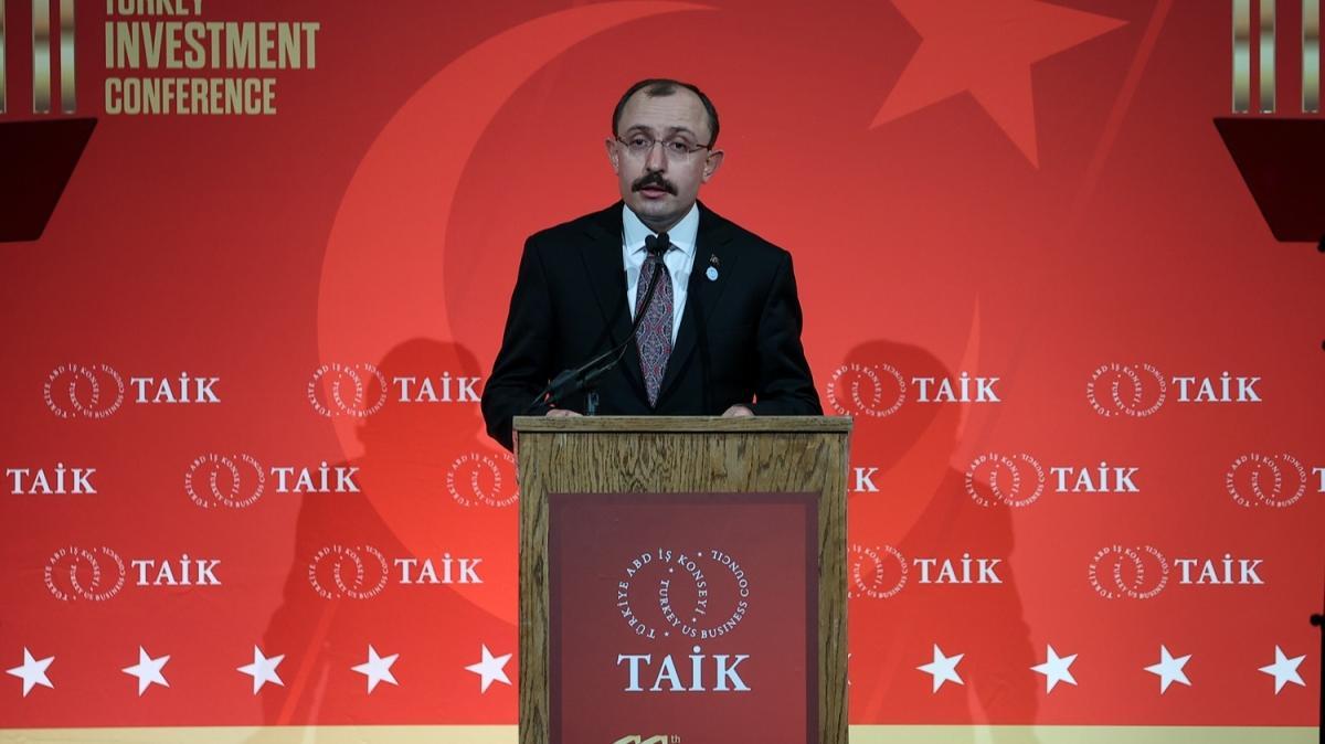 ABD'ye Türkiye çağrısı: İlişkilerimizi geliştirmeye devam etmek istiyoruz