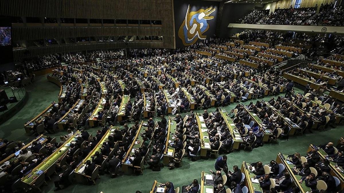 BM Genel Kurulunda değişmeyen gelenek... 66 yıldır ilk konuşmayı Brezilya yapıyor